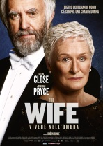 Risultati immagini per The Wife con Glenn Close - Jonathan PRYCE